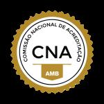 Logo Comissão Nacional de Acreditação