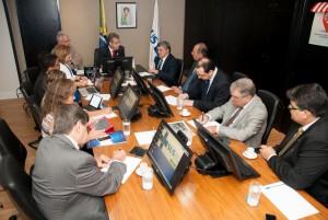 Reunião Ministro Chioro e Diretores da Associação Médica Brasileira